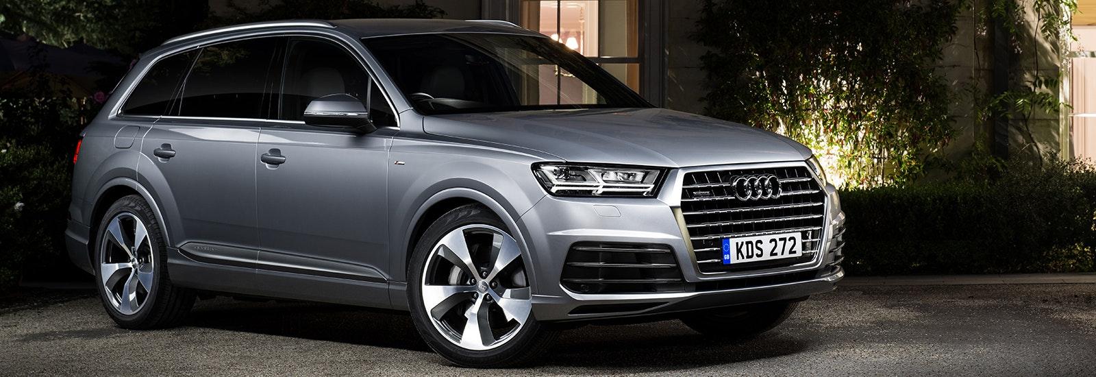 Charmant 1. Audi Q7