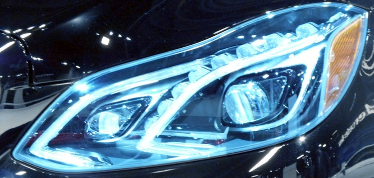 What are the benefits of xenon headlights? | carwow