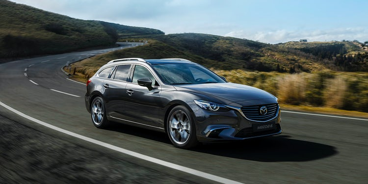 2017 Mazda 6 facelift: what you need to know   carwow