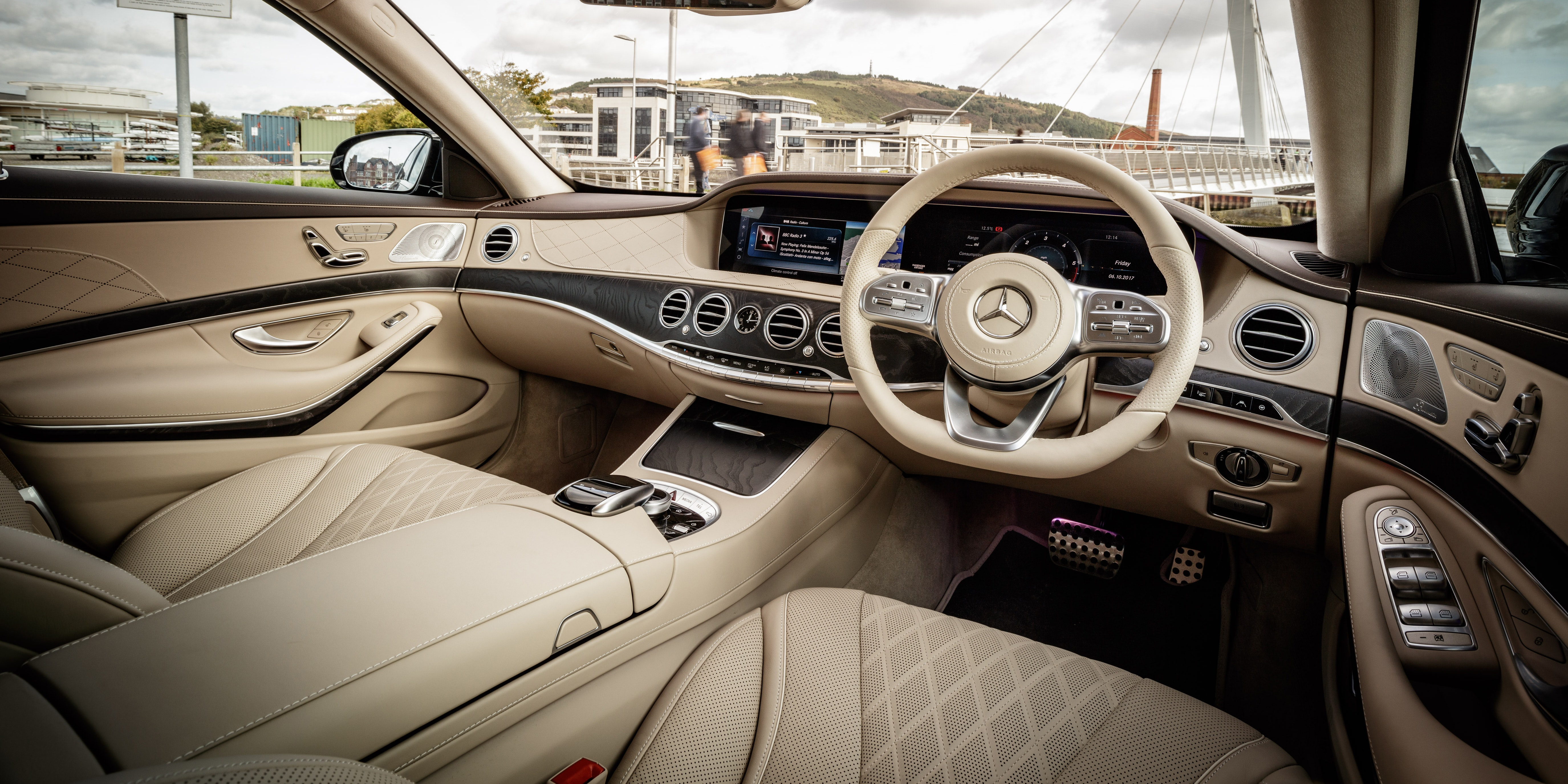 Mercedes S-Class Review | carwow