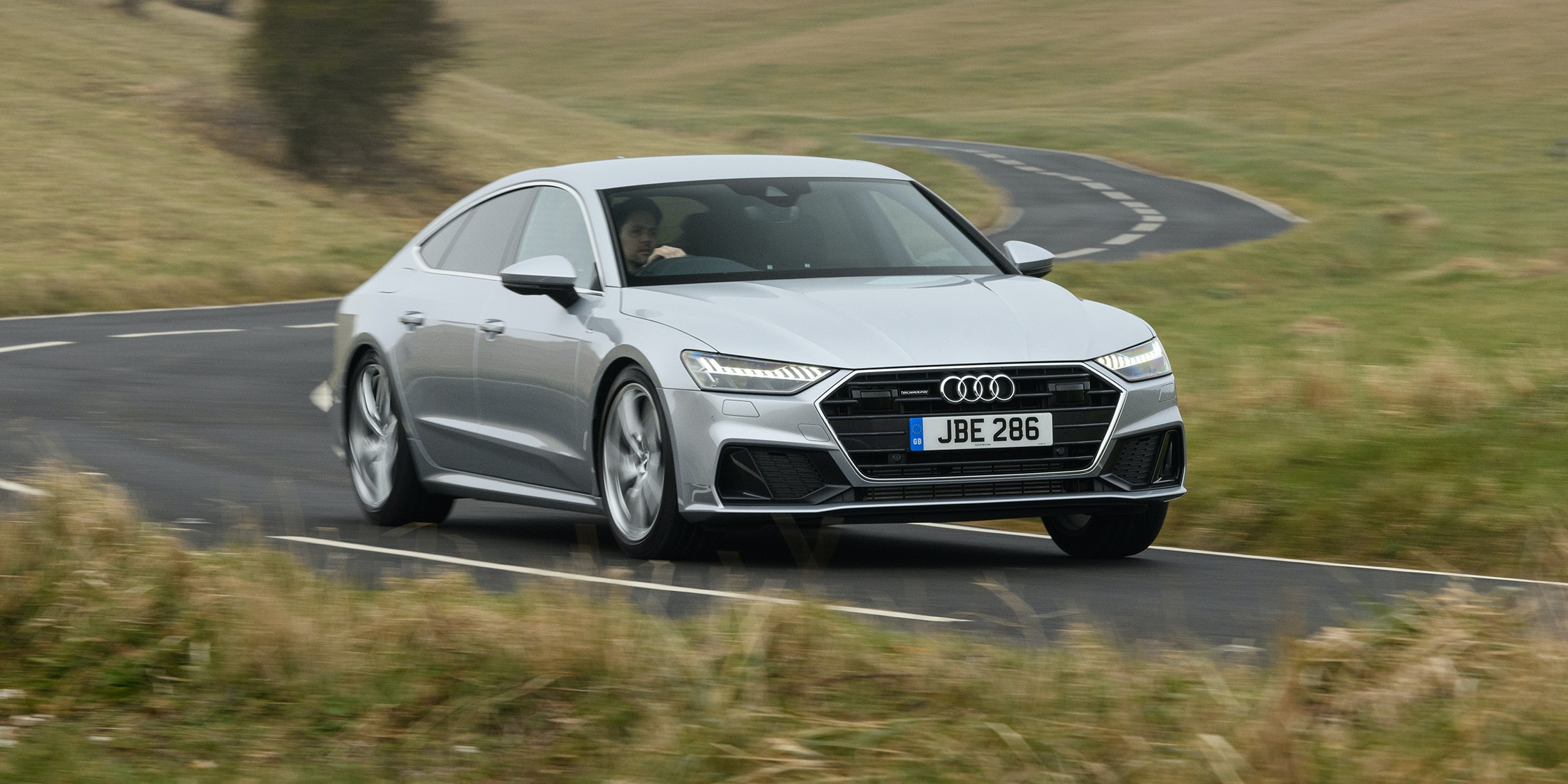 New Audi A7 Sportback Review | carwow