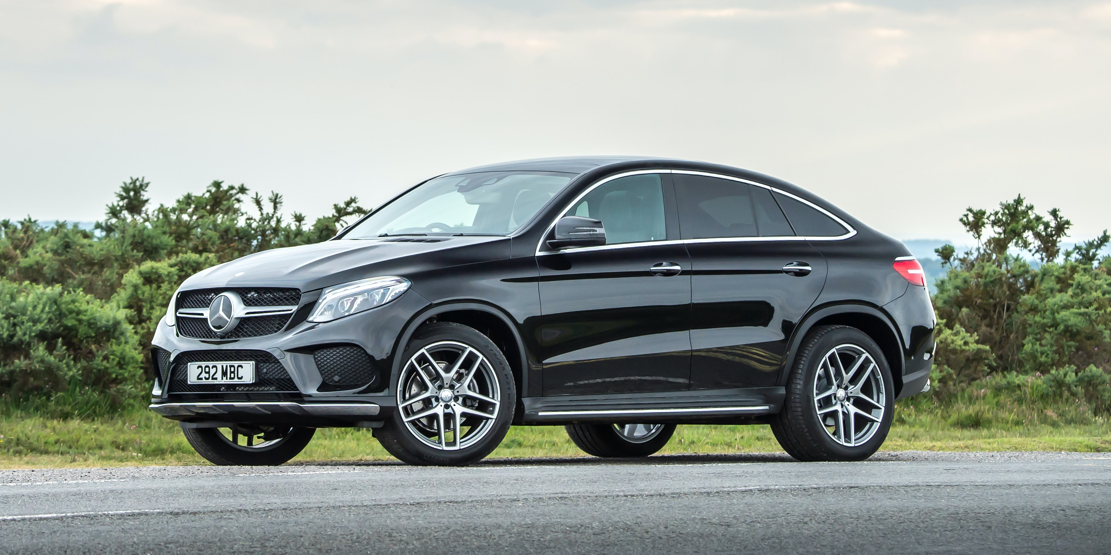 New Mercedes Gle Coupe Review Carwow
