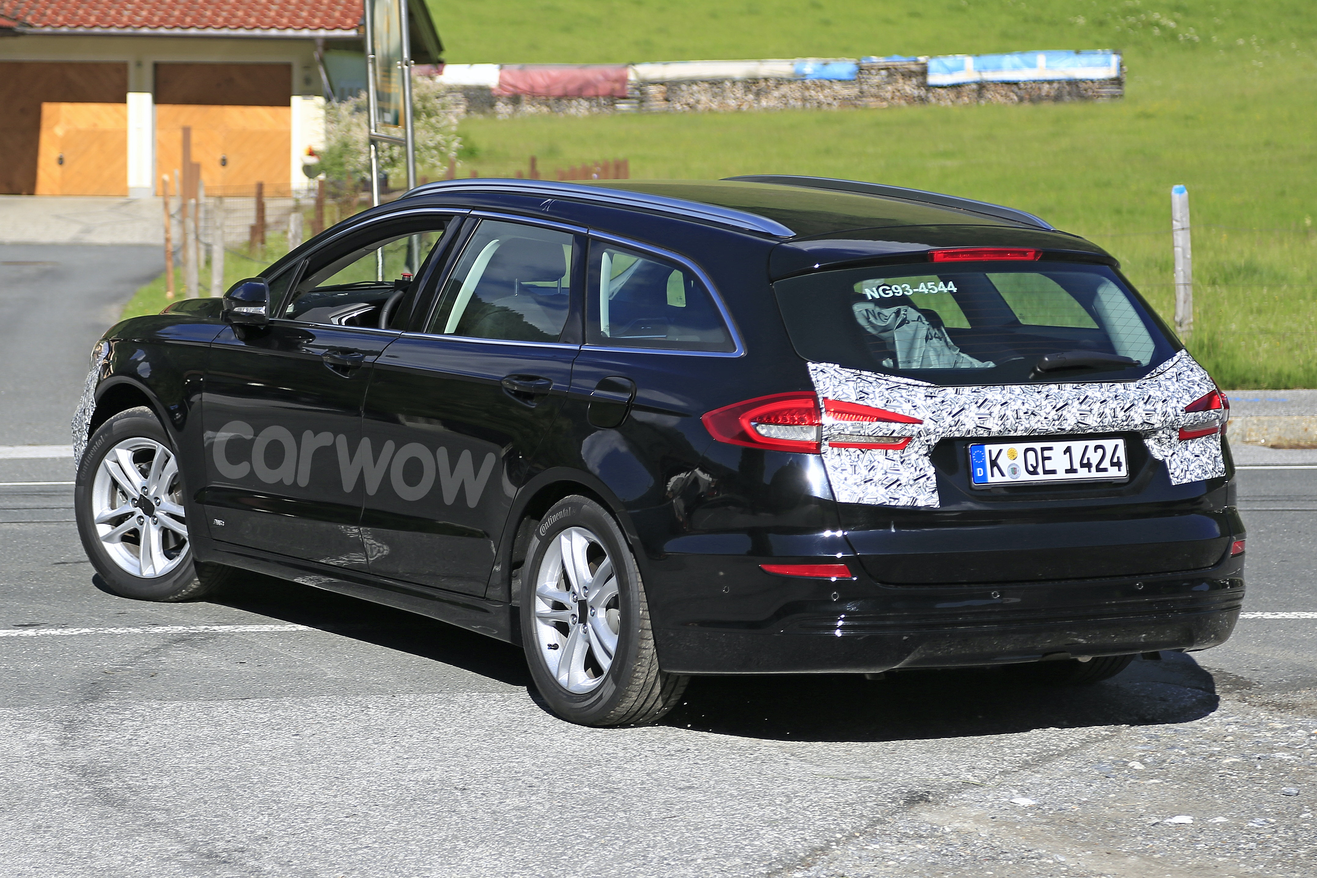 Ford Mondeo 2019 >> 2019 Ford Mondeo | price, specs and release date | carwow