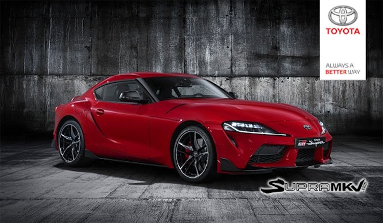 4ce2b7319a6 Pics of 2019 Toyota Supra leaked online   carwow