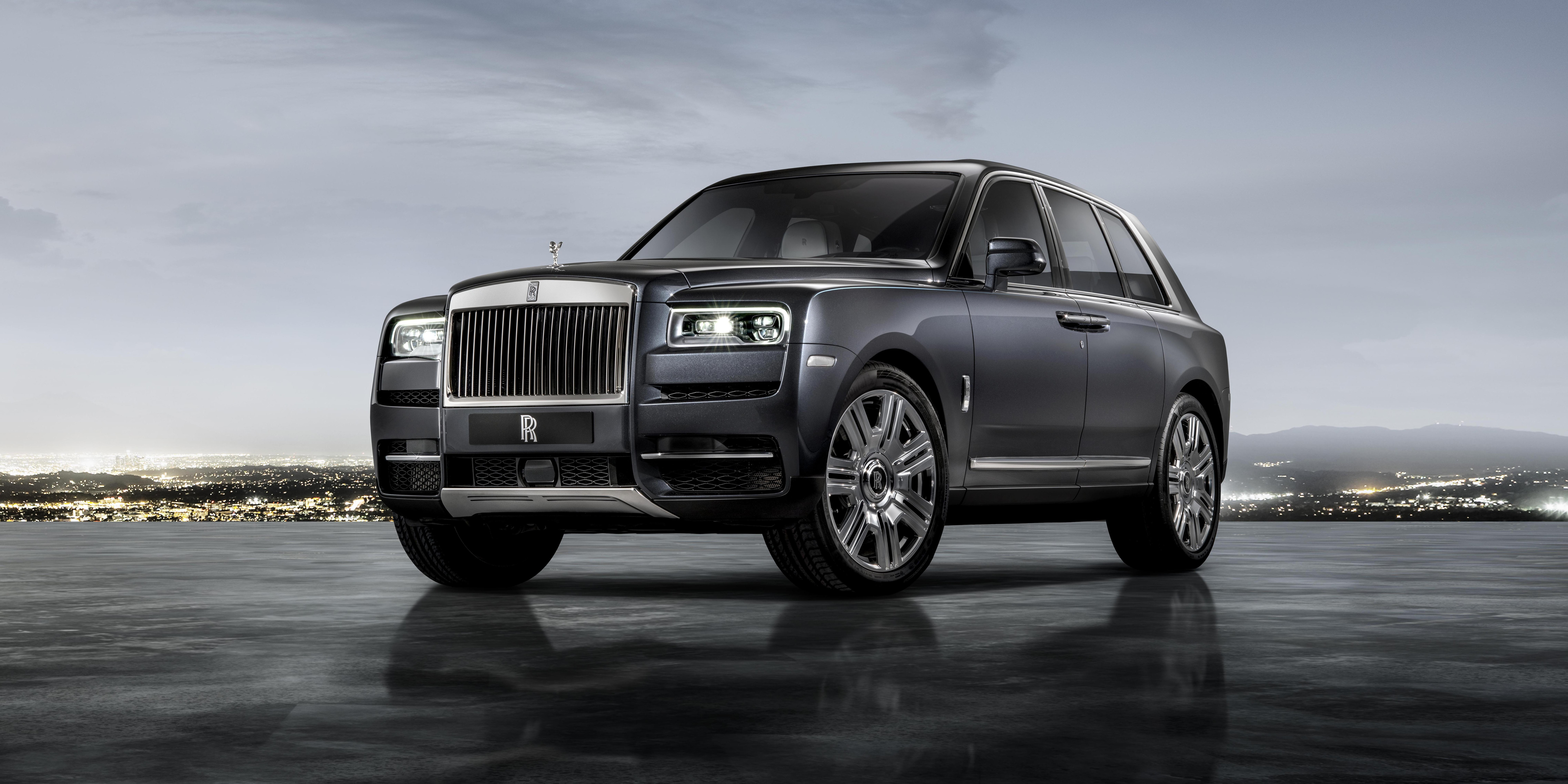 New Rolls Royce Cullinan Review Carwow