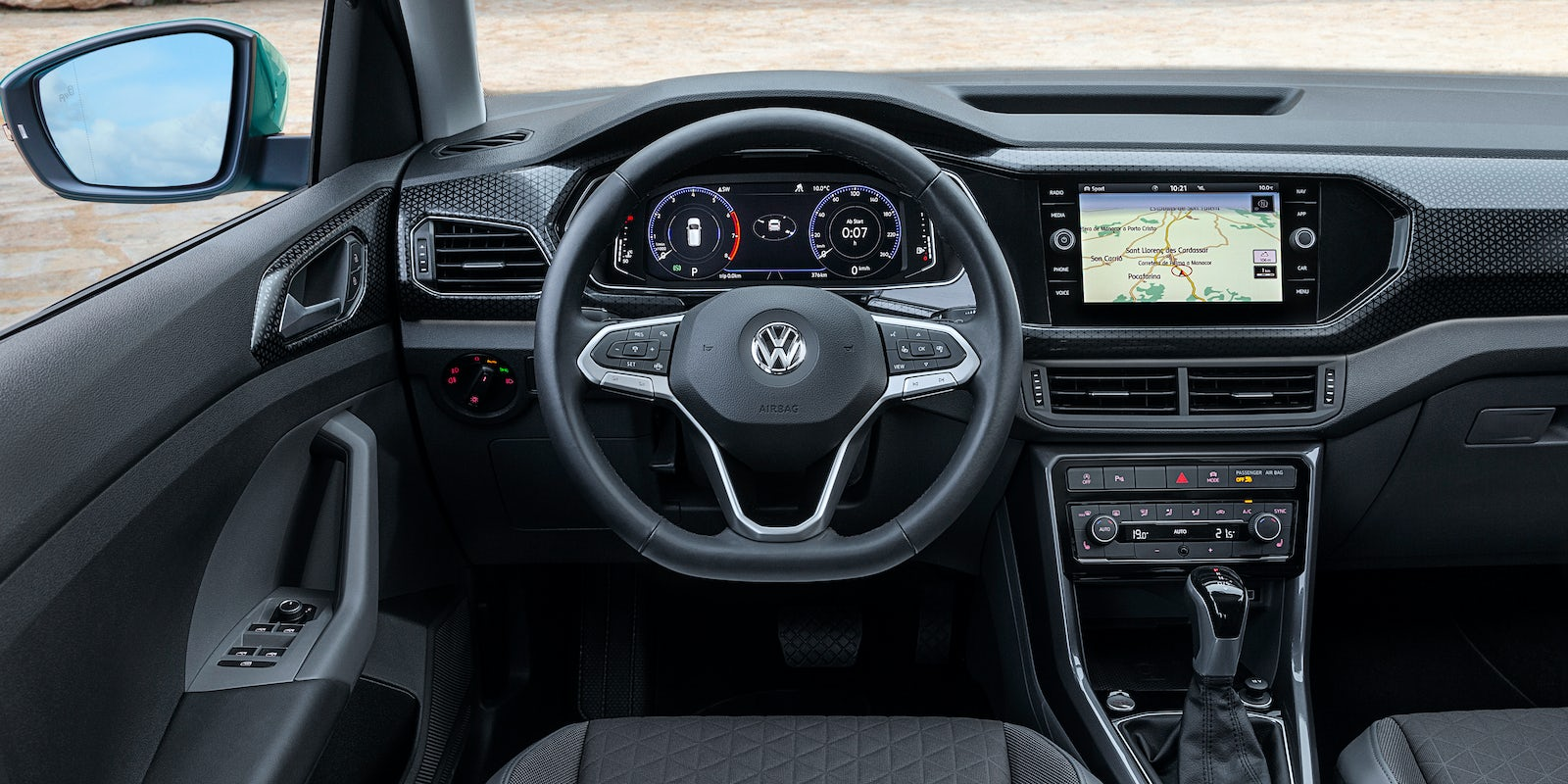 Rolls Royce Dealers >> Volkswagen T-Cross Interior & Infotainment | carwow
