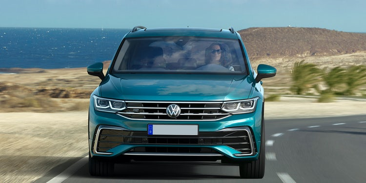 2021 Volkswagen Tiguan revealed: price, specs and release ...