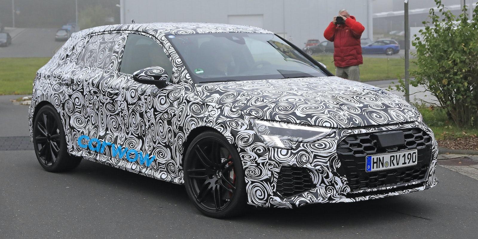 Kelebihan Audi R3 Spesifikasi