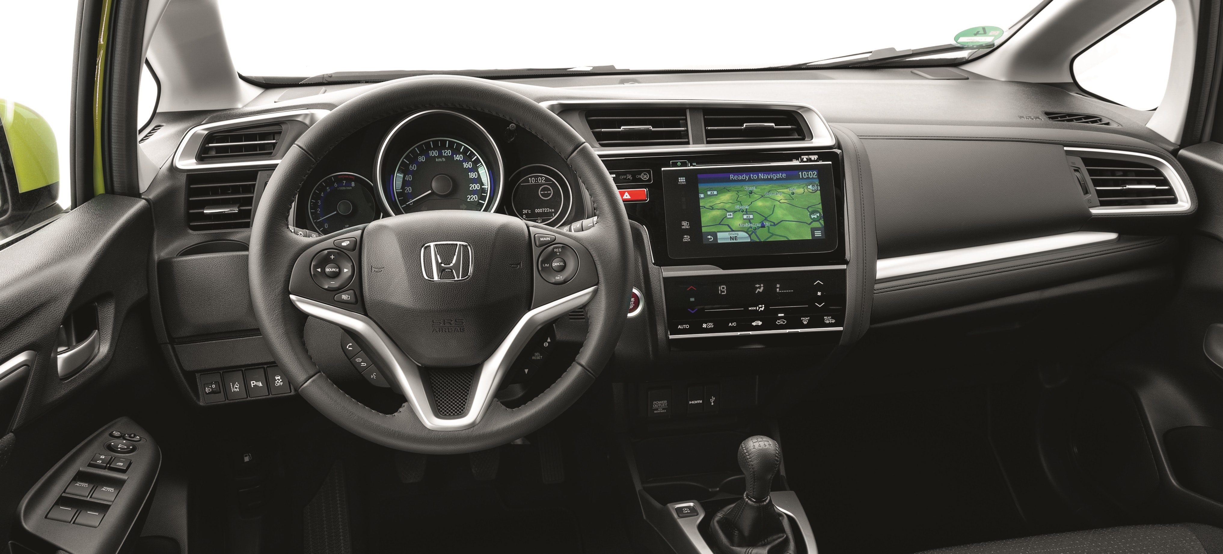 If Space Is A Priority For Your Next Supermini, Thereu0027s Little Point  Considering Anything Other Than The Jazz. Honda Reckons That Interior  Legroom (which In ...