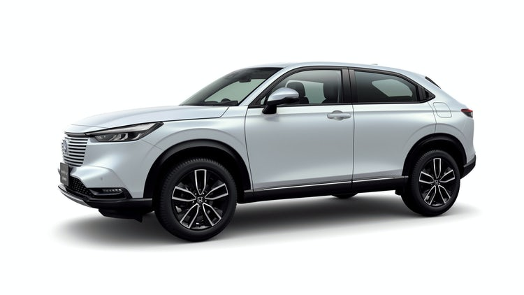 New 2022 Honda Hr V Hybrid Revealed Prices Specs And Release Date Carwow