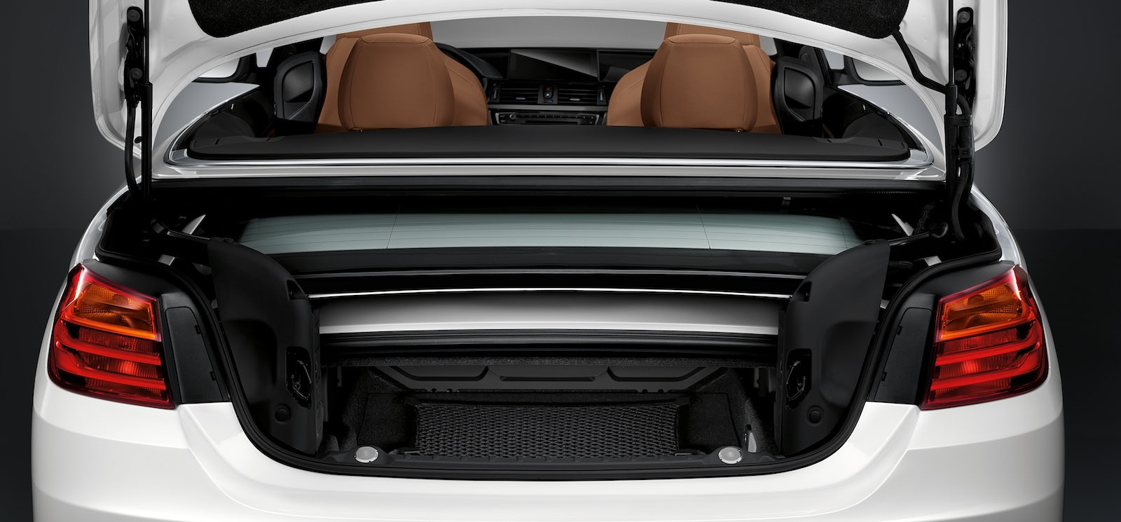 BMW 4 Series And Convertible Boot Space