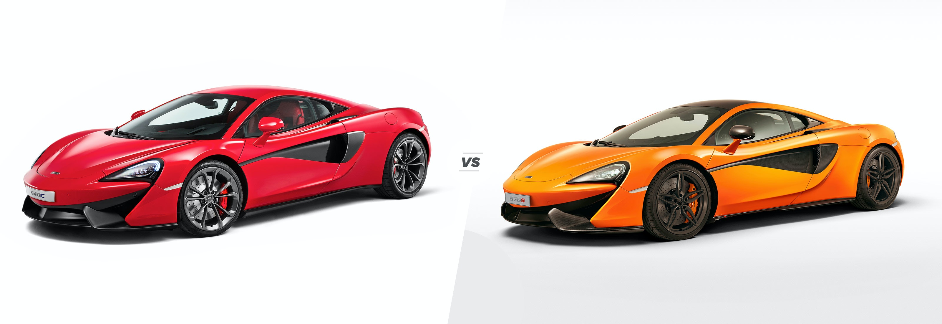 Mclaren 540c Vs 570s What S The Difference Carwow