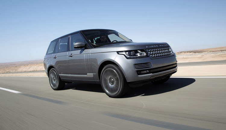 Minor updates for 2015 Range Rover and Range Rover Sport | carwow