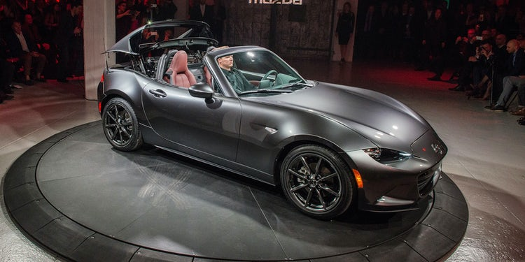 New Mazda Mx 5 Rf Folding Hardtop Complete Guide