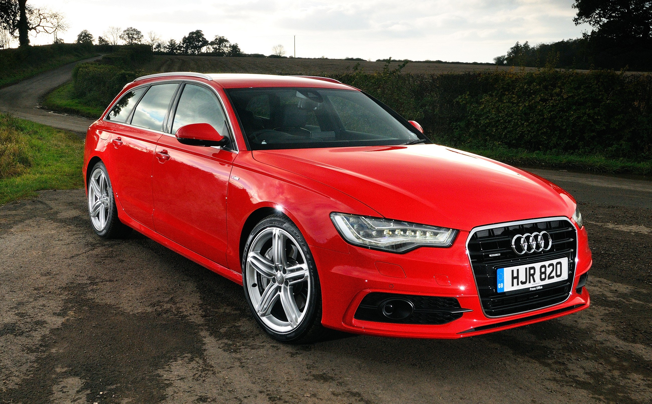 Audi A6 Avant Review Carwow