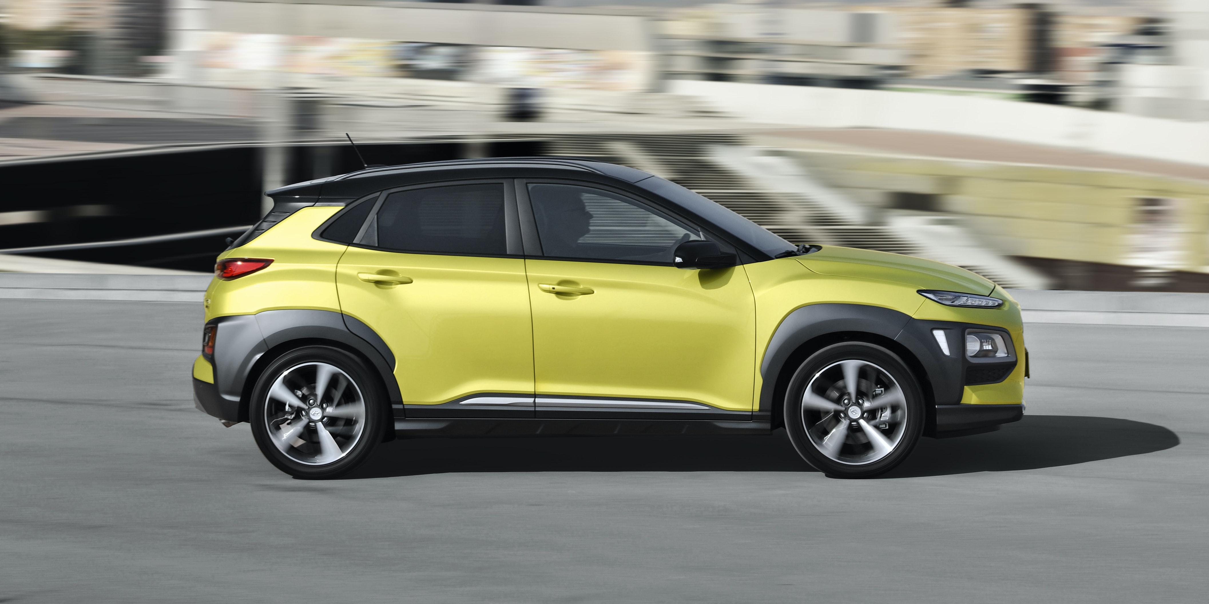 Hyundai Kona Review | carwow