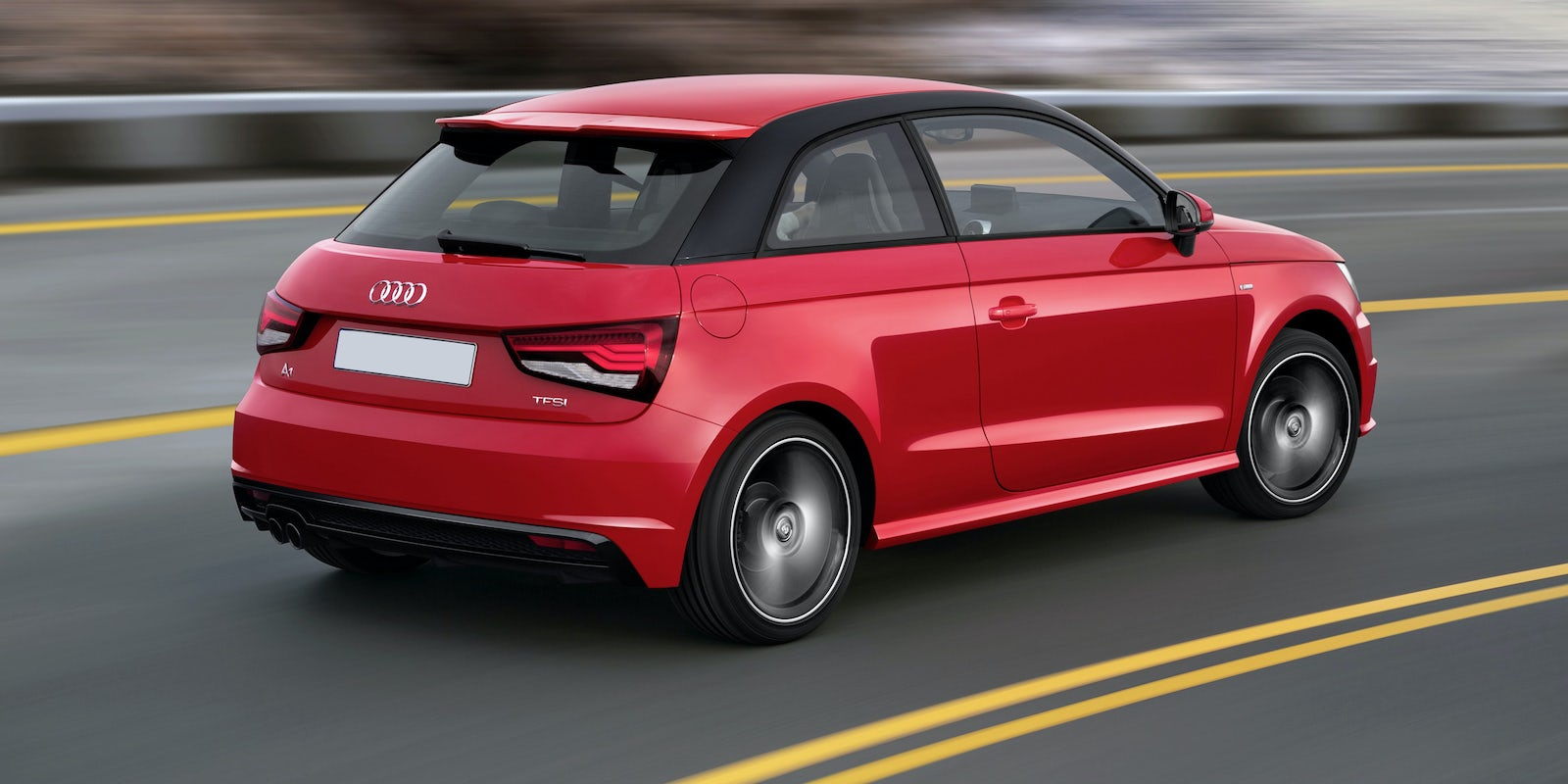 audi a1 driving comfort and performance carwow. Black Bedroom Furniture Sets. Home Design Ideas