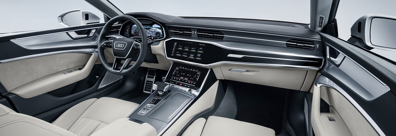 The A6 Will Feature A Lot Of Tech And Materials From A7 Shown Here