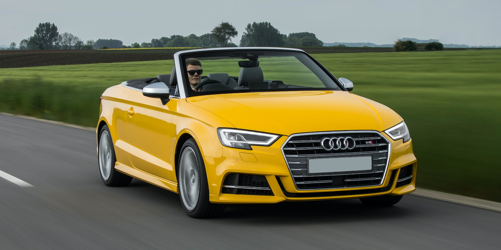 audi s3 cabriolet review carwow. Black Bedroom Furniture Sets. Home Design Ideas