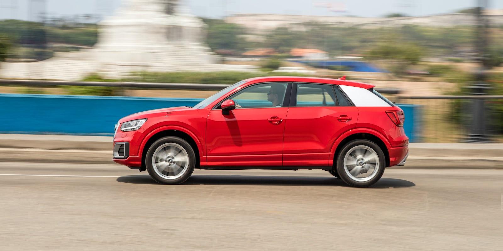 Audi Q Review Carwow - Audi car q2