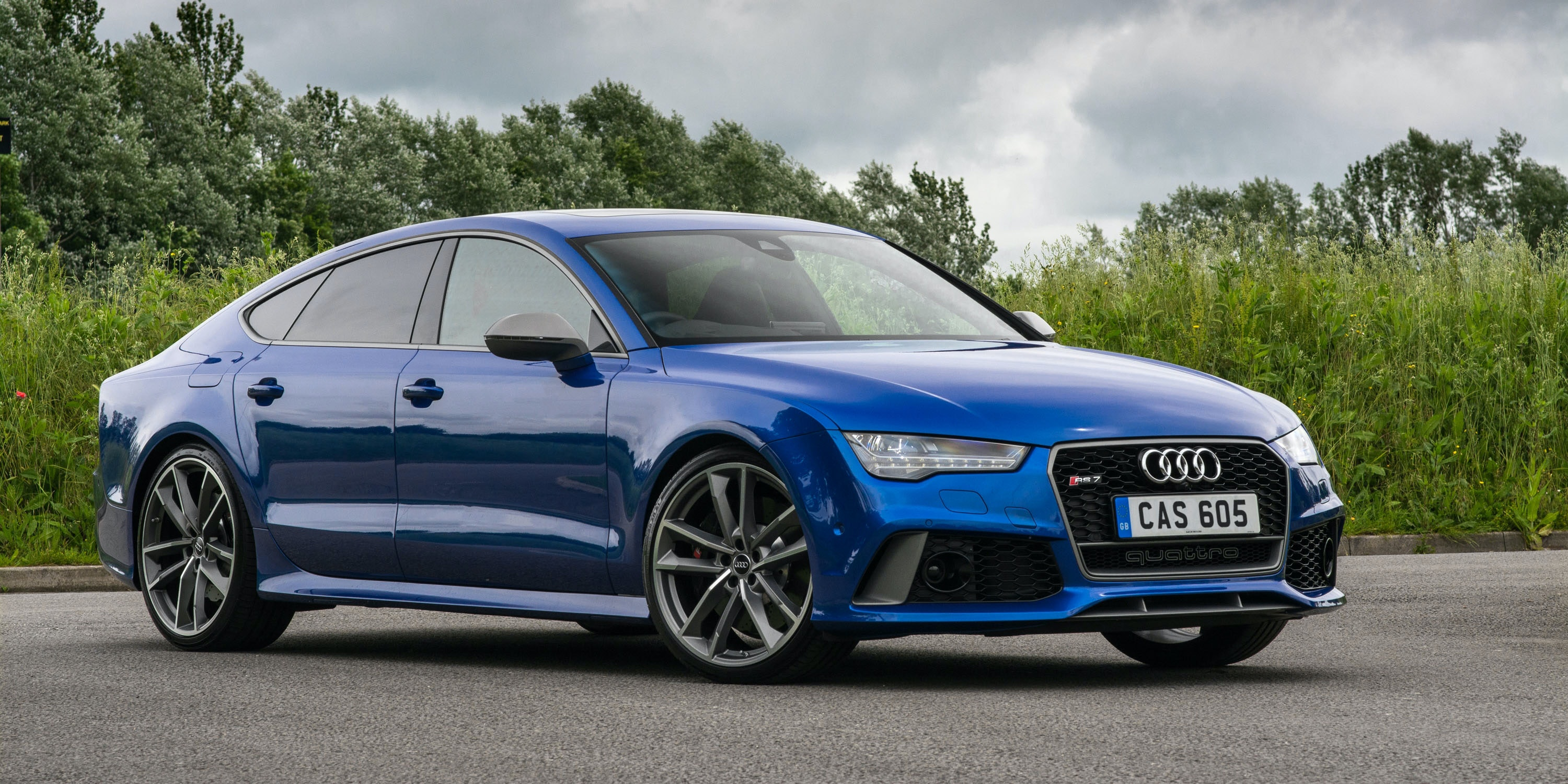 Audi Rs7 Sportback Review Carwow