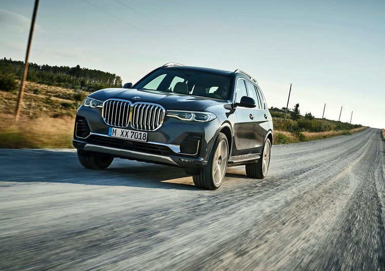 2018 19 Bmw X7 Price Specs And Release Date Carwow