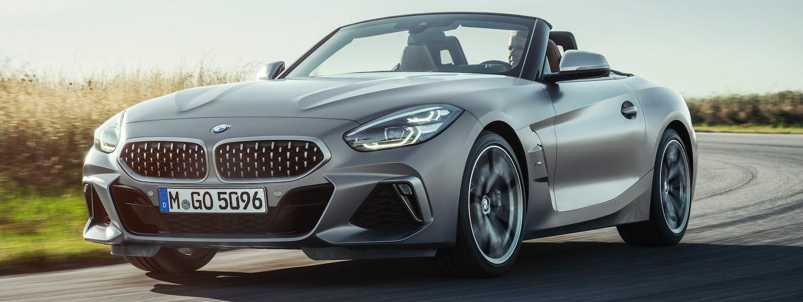 BMW Z4 Convertible