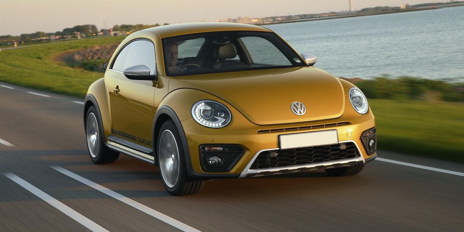 volkswagen beetle dune review carwow. Black Bedroom Furniture Sets. Home Design Ideas