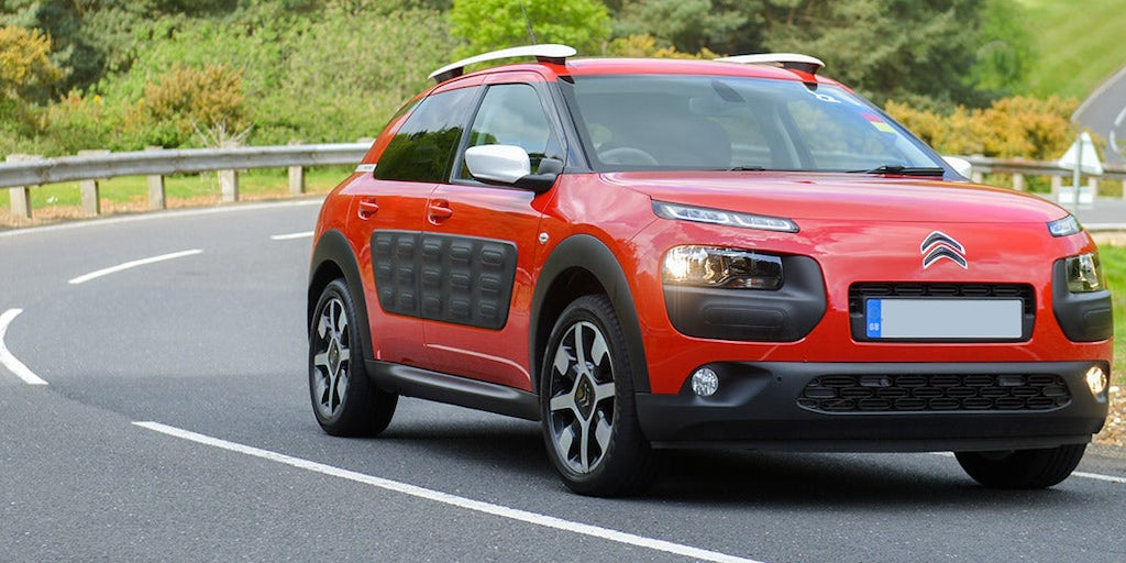 citroen c4 cactus review carwow. Black Bedroom Furniture Sets. Home Design Ideas