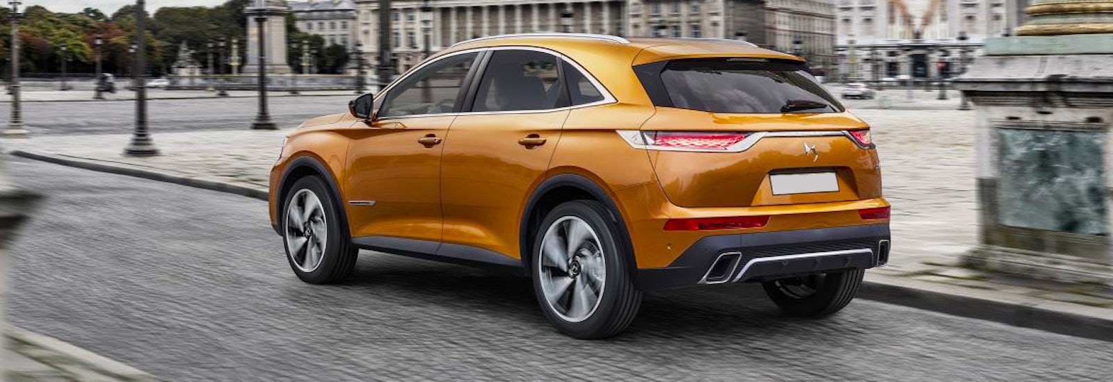 new ds7 crossback mid size suv captured undisguised new autos post. Black Bedroom Furniture Sets. Home Design Ideas
