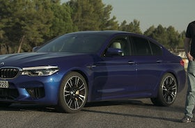 New Bmw M5 Review Carwow