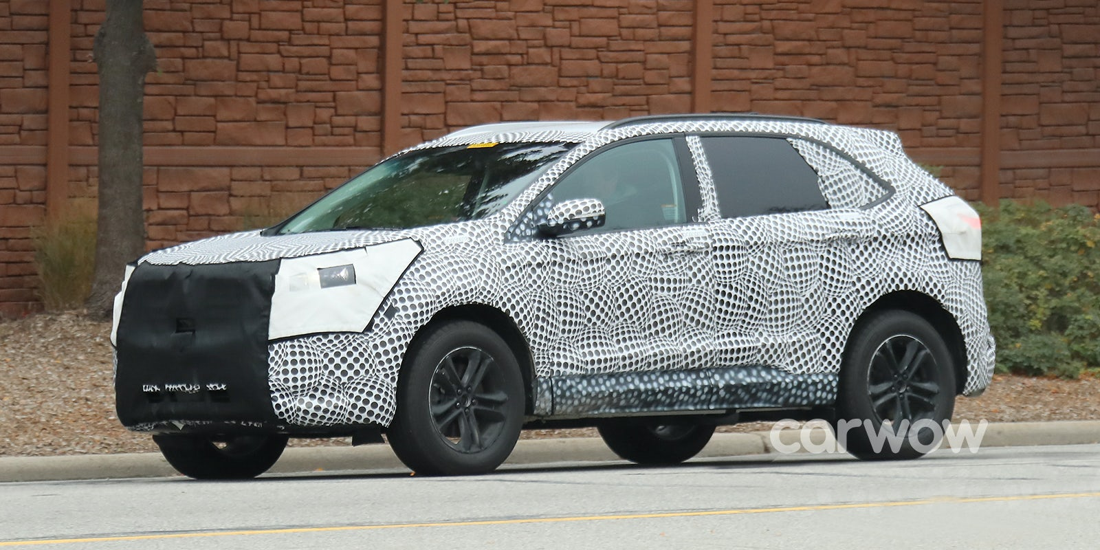 2018 Ford Edge: Facelift, Changes, Price >> 2018 Ford Edge Suv Price Specs And Release Date Carwow