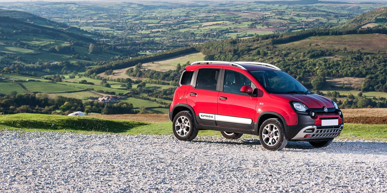 fiat panda cross review carwow. Black Bedroom Furniture Sets. Home Design Ideas