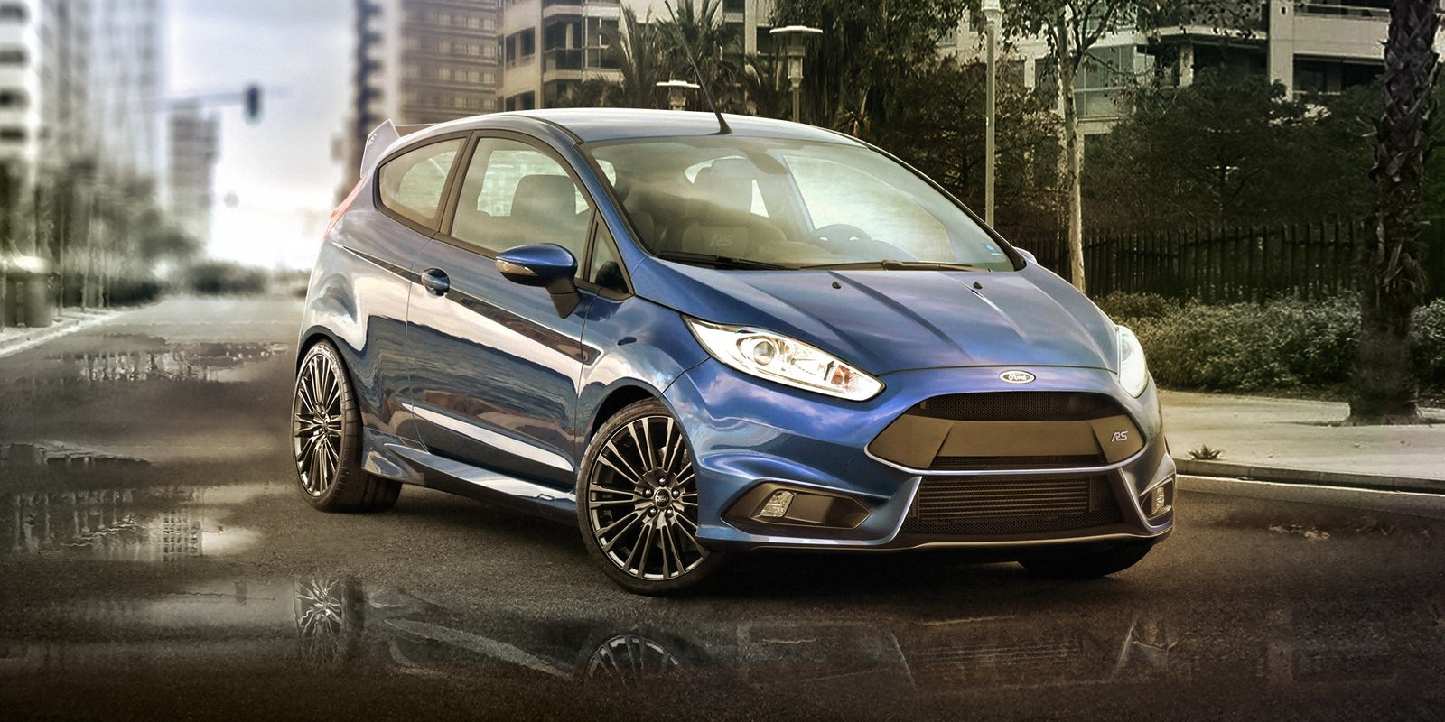 Ford fiesta rs price release date and specs