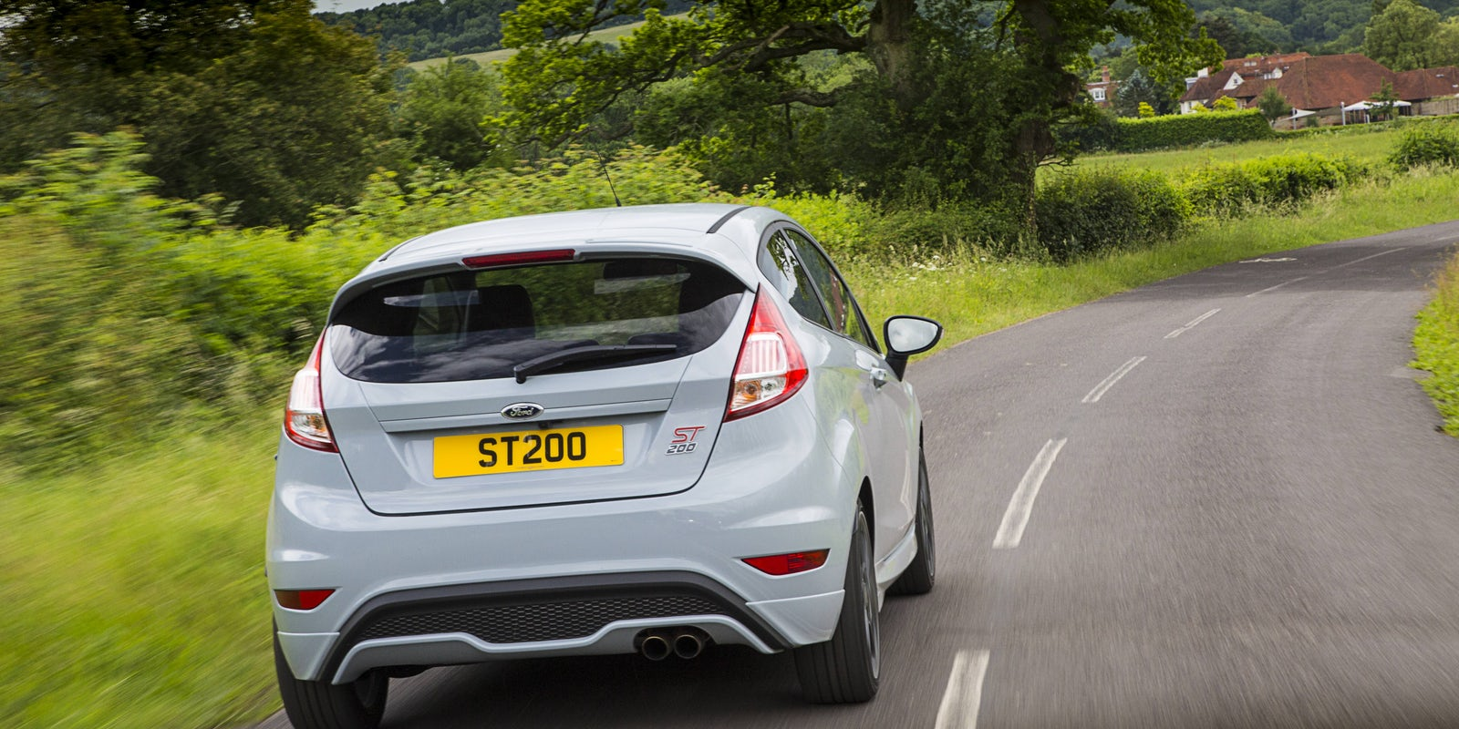 Ford Fiesta ST Specifications  carwow