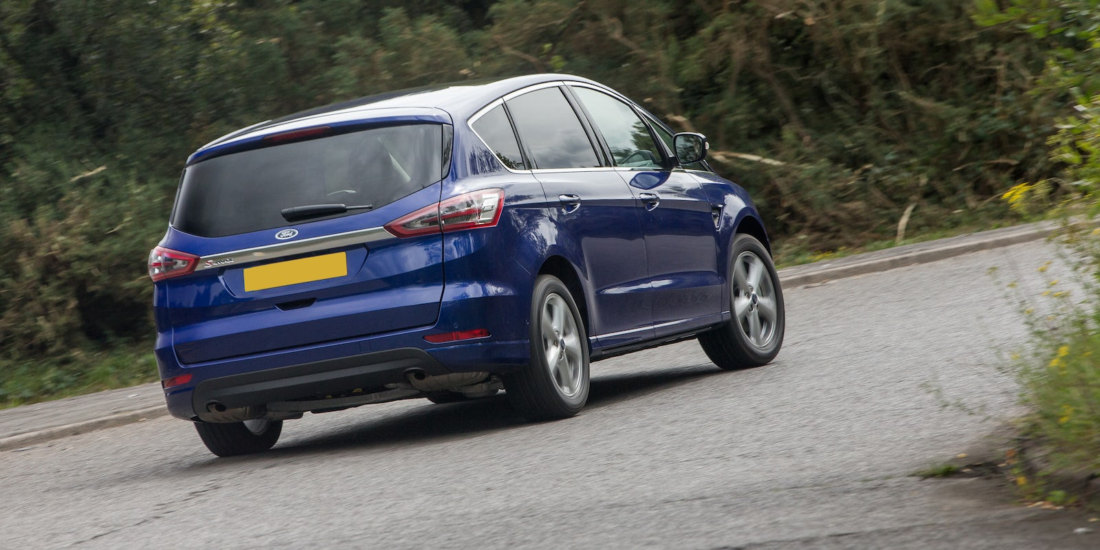 Ford S Max Review