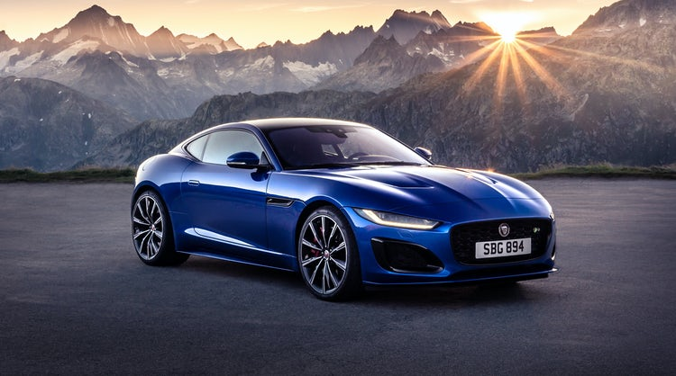 2020 Jaguar F Type Revealed Carwow Has All The Details
