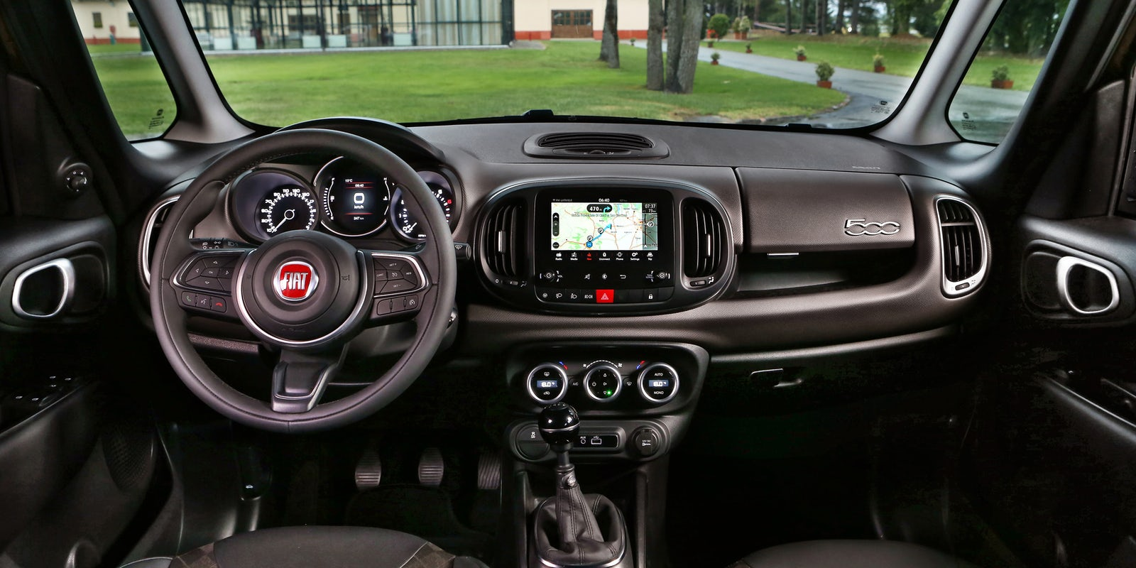 Fiat 500l Interior Amp Infotainment Carwow