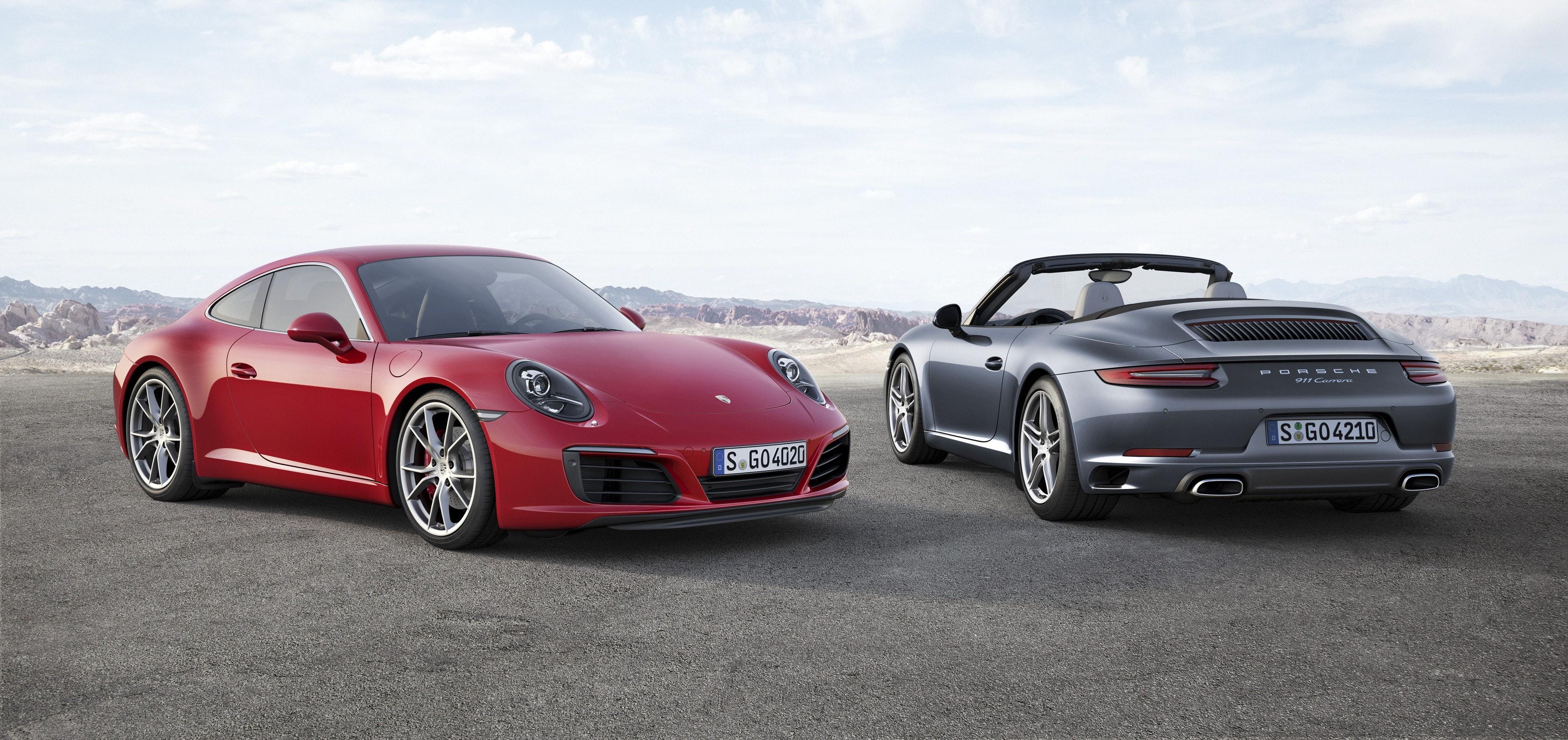 Porsche 911 Amp Cabriolet Sizes Amp Dimensions Guide Carwow