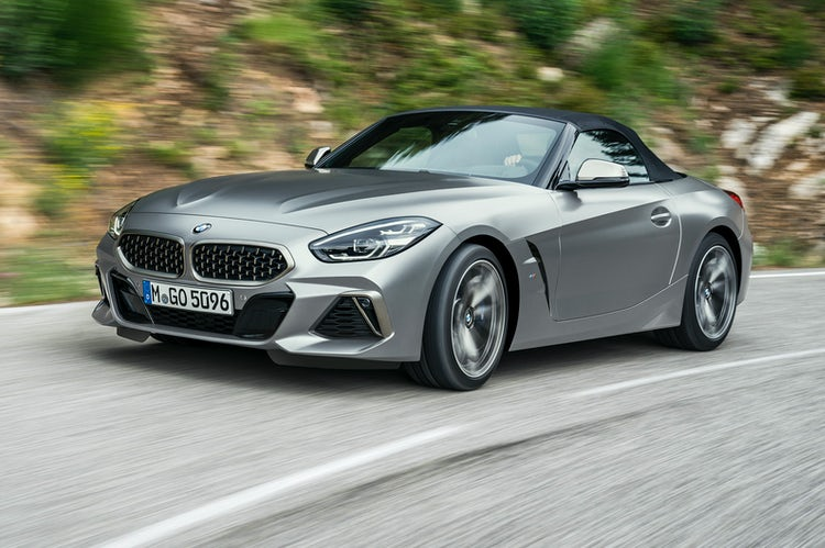 2018 Bmw Z4 Roadster Price Specs And Release Date Carwow