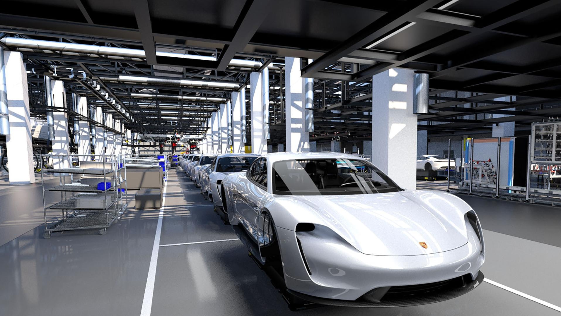 2020 Porsche Taycan Price Specs And Release Date Carwow