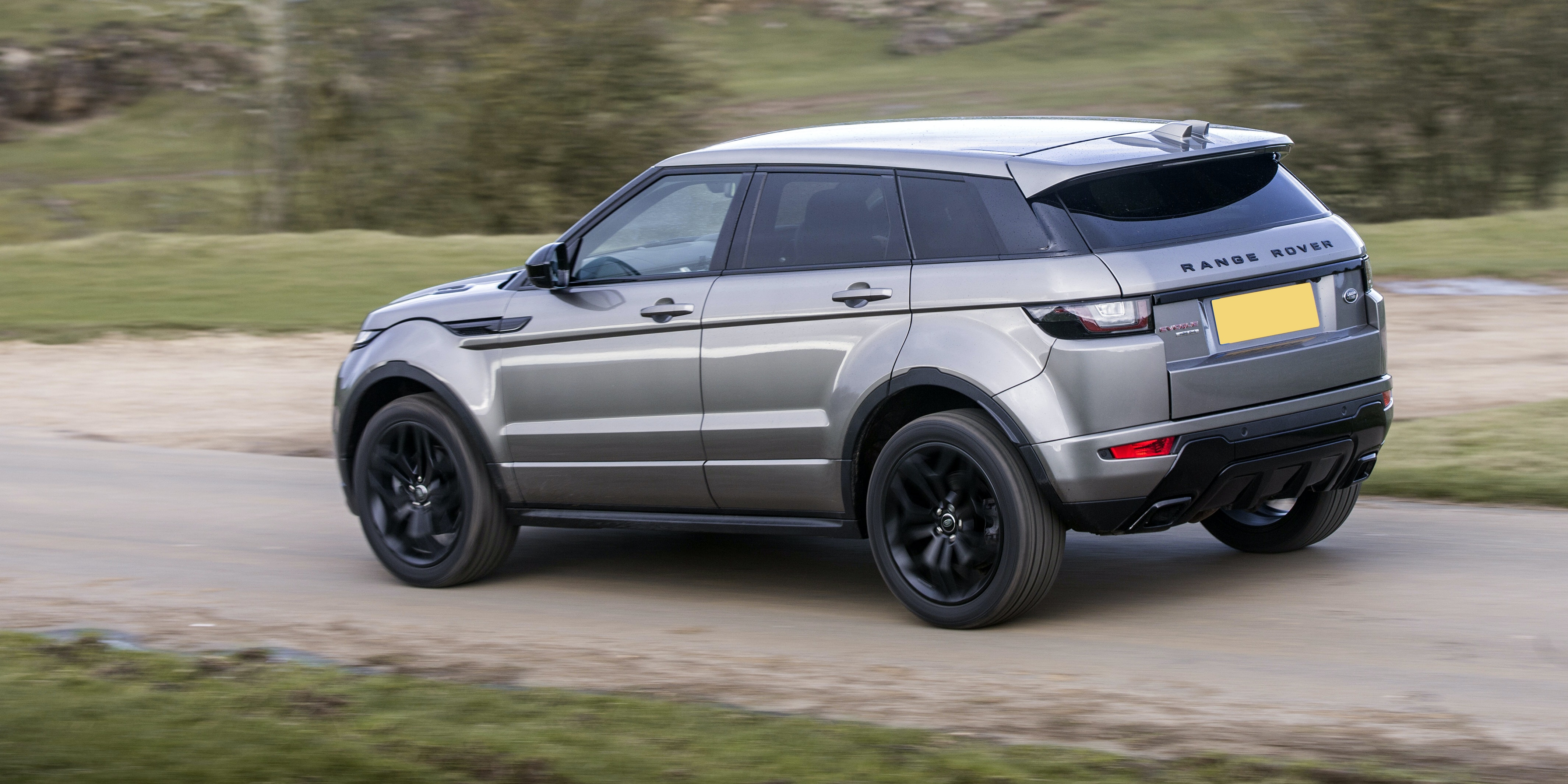Range Rover Evoque Review Carwow