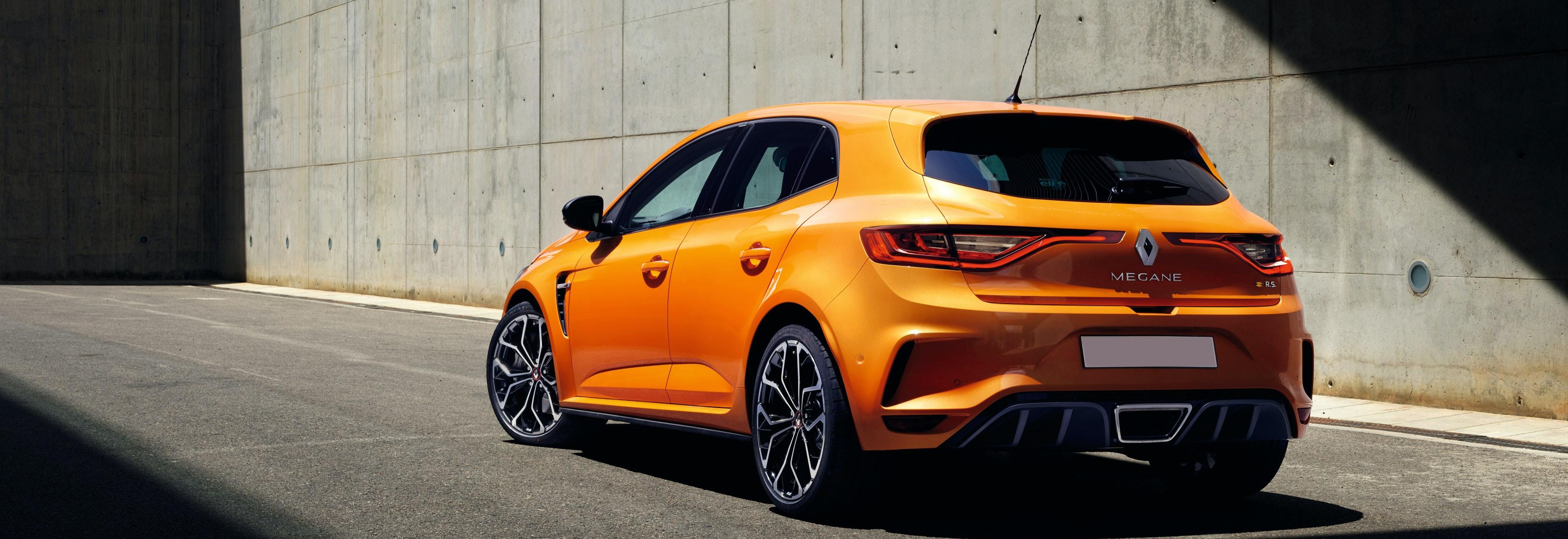 Renault megane rs price