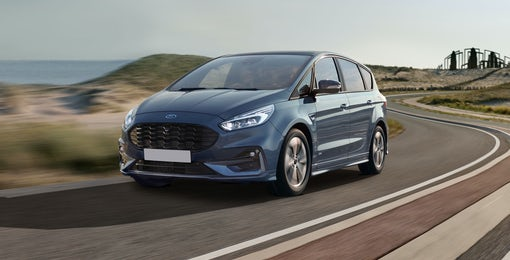 4. Ford S-Max