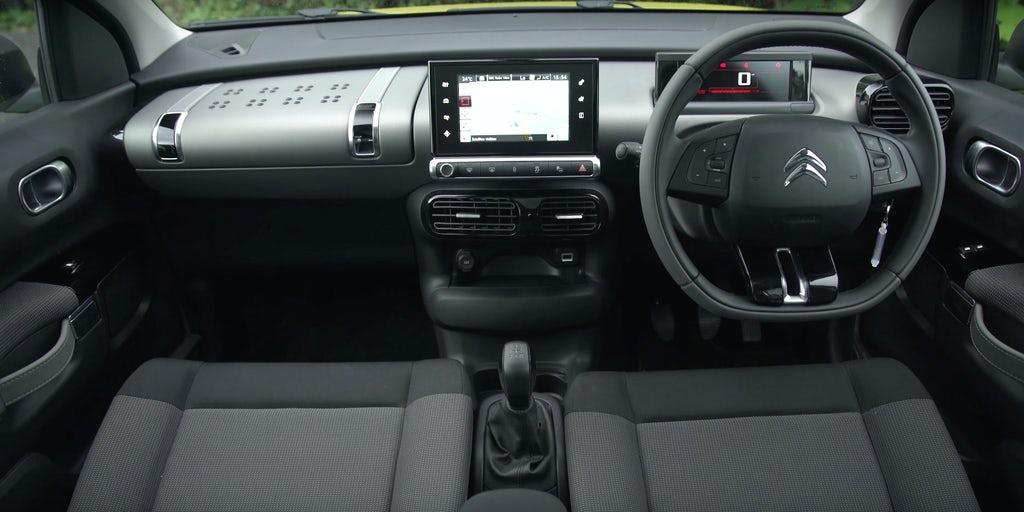 Citroen c4 cactus review carwow autos post Cactus interior