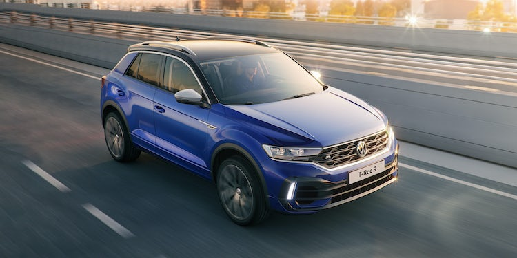 2020 VW Tiguan: Design, Specs, Price >> 2019 Vw T Roc R Price Specs And Release Date Carwow