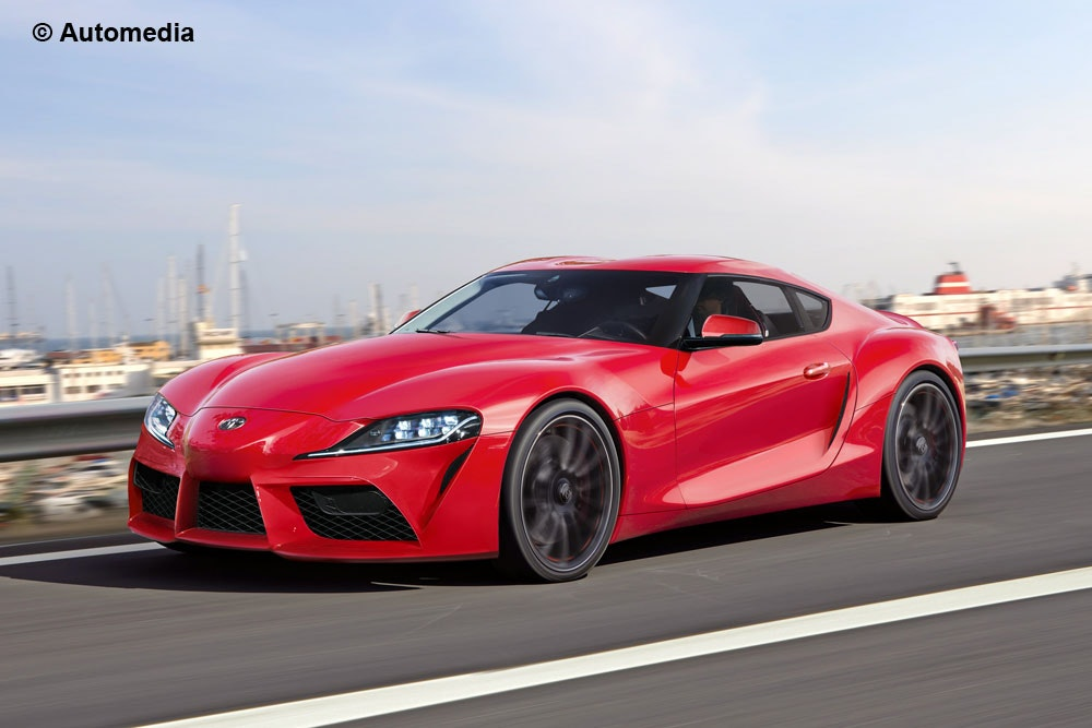 Toyota Supra Reveal Date >> 2020 Toyota Supra Price Specs And Release Date Carwow
