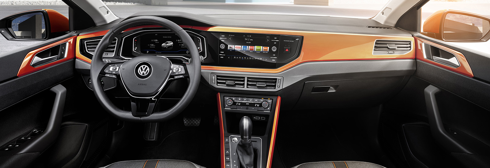 2018 volkswagen van price. exellent 2018 the tcrossu0027 interior will be very similar to the polou0027s shown here to 2018 volkswagen van price