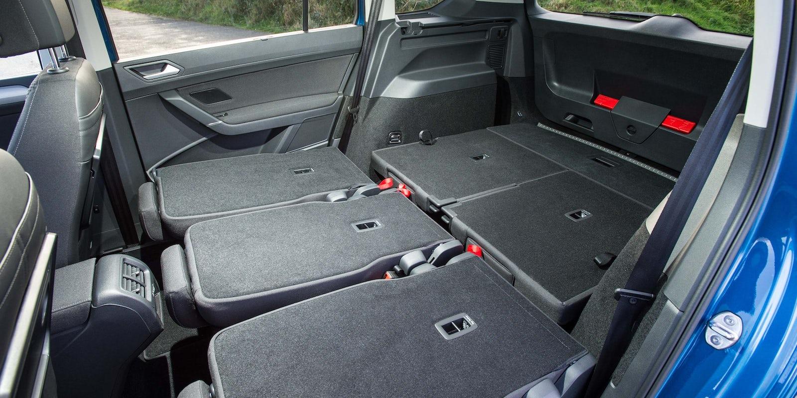 Volkswagen Touran Interior And Infotainment Carwow