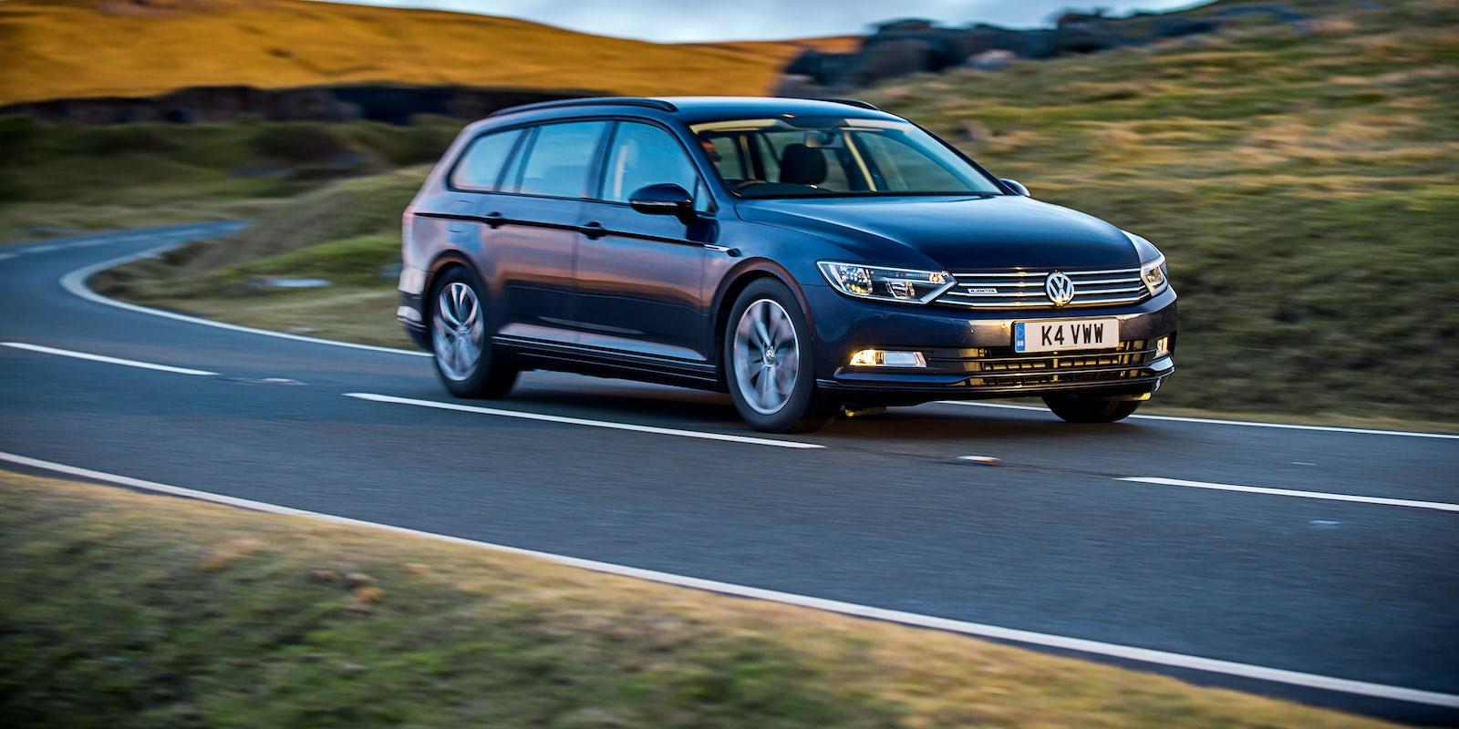 Volkswagen passat review 2017 autocar - 6 10